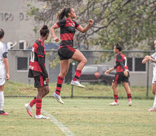 Mais uma goleada: Meninas da Gávea vencem Pérolas Negras por 9 a 0 no CEFAN