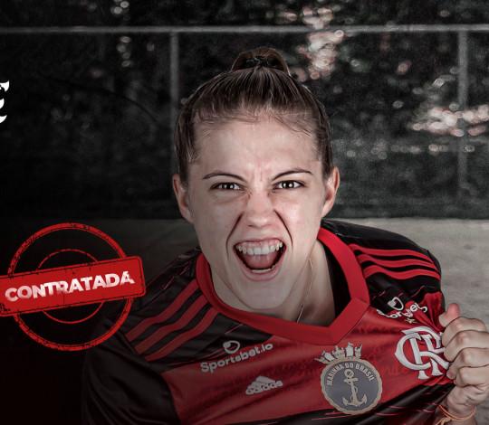 Lodi é do Flamengo! Atacante assina e vai para o maior desafio da carreira no clube