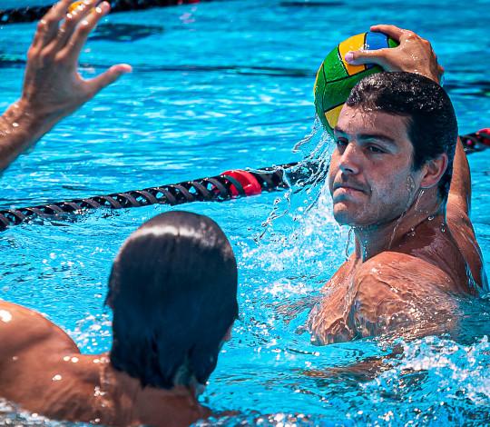 Flamengo será a sede do Brasil Open de Polo Aquático 2021