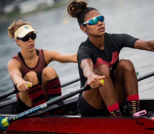 Remadores rubro-negros disputam a Regata de Qualificação Olímpica a partir desta quinta-feira