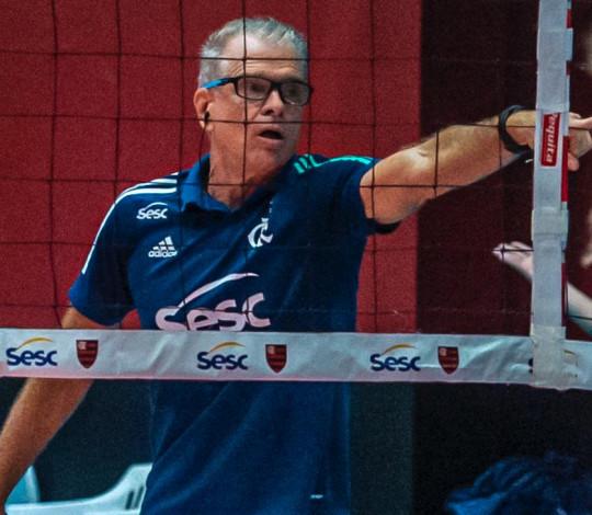 Sesc RJ Flamengo estreia nas quartas de final da Superliga feminina de vôlei
