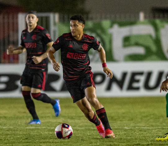 Flamengo empata por 1 a 1 com o Boavista, em Bacaxá