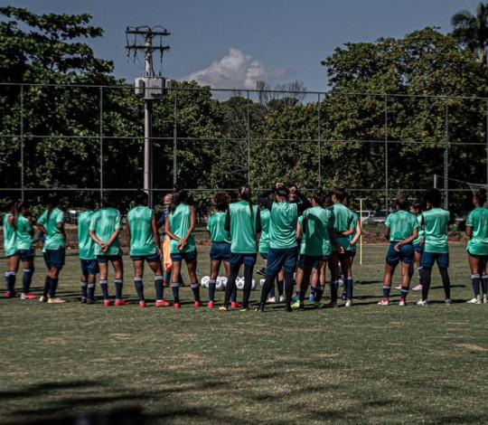 Flamengo recebe o Minas Brasília pela primeira rodada do Brasileirão Feminino