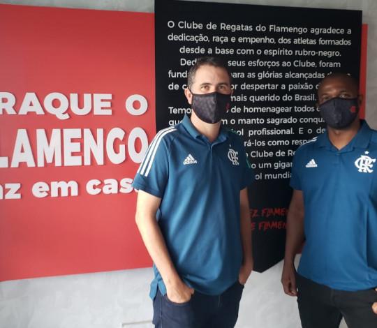 Ex-lateral Gilberto volta ao Flamengo para coordenar projeto inovador de formação no futebol de base