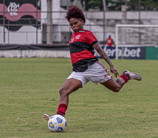 Flamengo encara o Napoli-SC fora de casa pelo Brasileirão Feminino