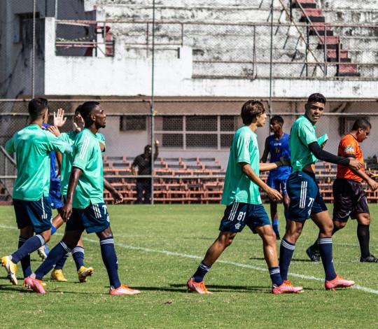 Visando estreia na temporada, Flamengo Sub-20 vence Madureira por 2 a 0 em jogo-treino