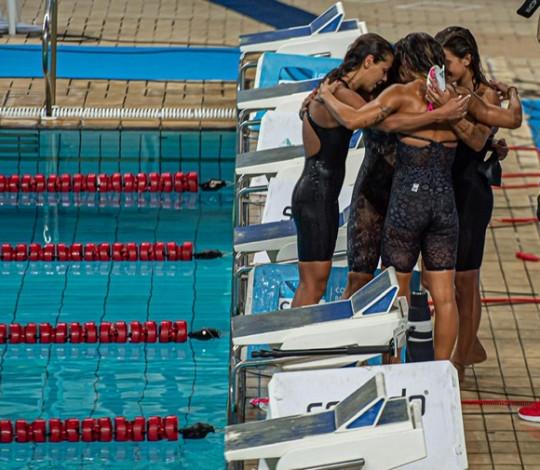 Flamengo ENS encerra seletiva olímpica com 13 medalhas e atletas cotadas para Tóquio