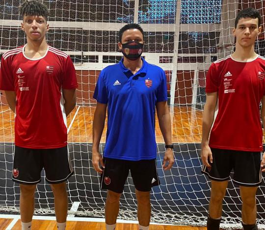 Flamengo tem três convocados para a Seleção Brasileira Masculina de Vôlei Sub-19