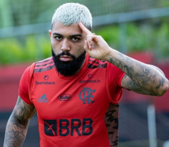 Flamengo realiza último treino antes da partida contra a LDU