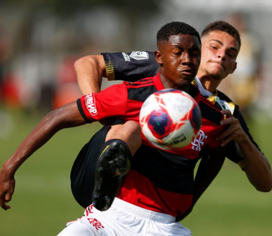 Flamengo e Volta Redonda empatam por 0 a 0 na estreia da Copa Rio Sub-17