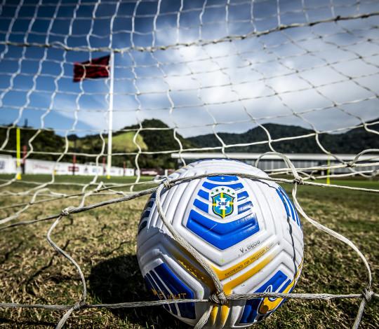 Tudo pronto para a estreia do Flamengo pelo Brasileirão 2021