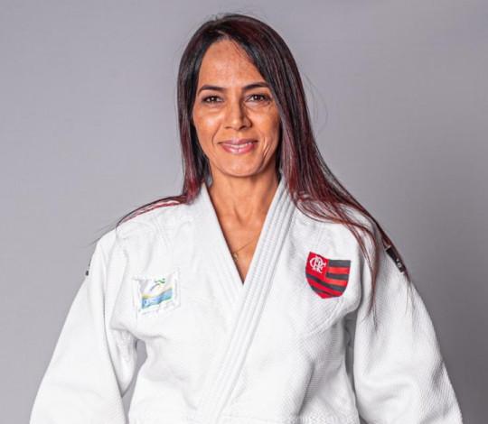 Rosicleia Campos é promovida ao 7º Dan
