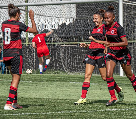 Flamengo conhece seus adversários na primeira fase do Brasileirão Sub-18