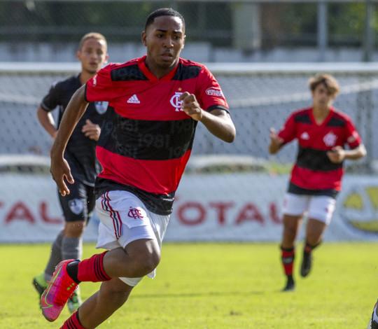 Flamengo Sub-15 é derrotado pelo Botafogo na Copa Rio