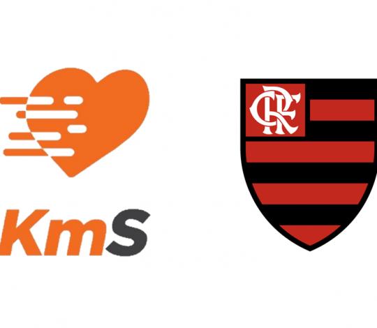 Flamengo e aplicativo Km Solidário se unem para ação no Fla-Flu