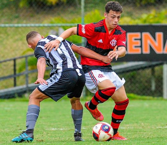 Sub-15 vence o Botafogo por 1 a 0 e está na final da Copa Rio da categoria