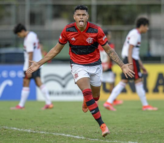 Superior nos dois jogos, Sub-17 elimina o São Paulo e está em mais uma final de Brasileiro