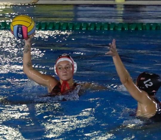 Flamengo vence na estreia do Troféu Brasil de polo aquático feminino