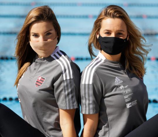 Laura Miccuci e Maria Clara Lobo formam o novo dueto de olho em Paris 2024