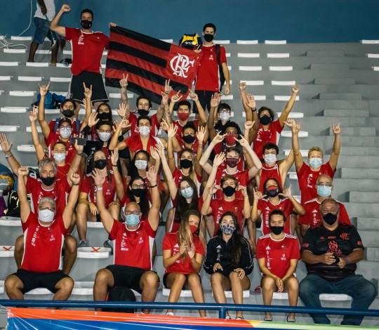 Mengão é bronze no Brasileiro Junior e Juvenil