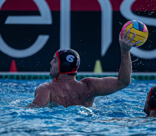 Mais duas vitórias para o Mengão no Troféu Brasil de polo aquático
