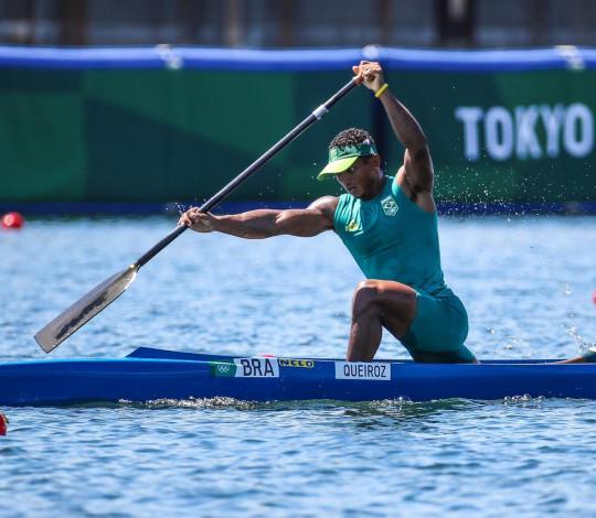 Isaquias Queiroz está na final olímpica!