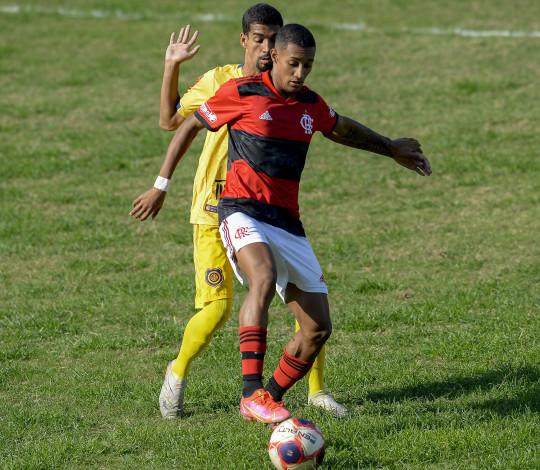 Flamengo empata com o Madureira em 0 a 0 e é campeão da Taça Guanabara Sub-20