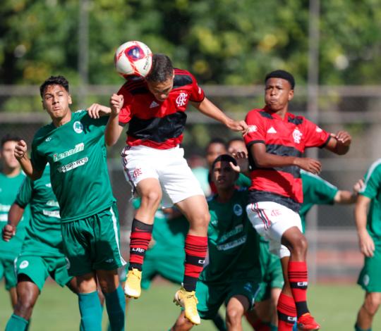 Sub-15 estreia com vitória sobre o Boavista pelo Campeonato Carioca