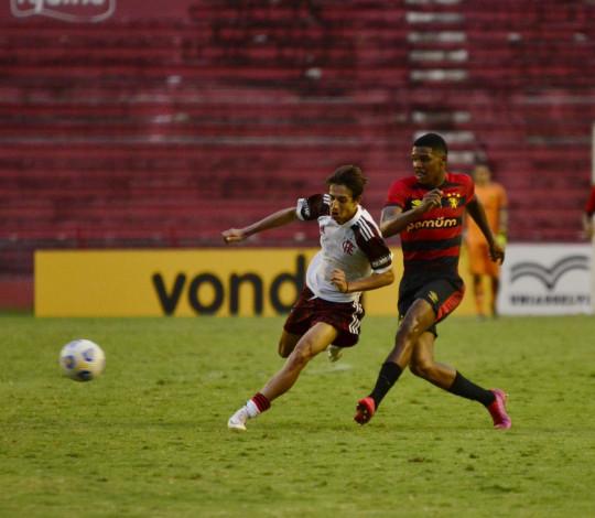 Flamengo empata com o Sport pelo Campeonato Brasileiro Sub-20
