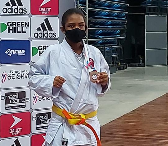 Judô do Fla encerra Estadual com mais medalhas na Arena 1