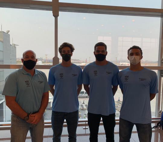 Flamengo tem quatro representantes no Mundial Júnior de Polo Aquático