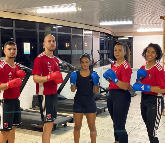 Flamengo participa da primeira competição de Karatê da história