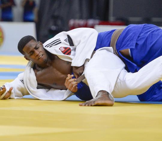 Judocas rubro-negros entram em ação no Campeonato Estadual neste final de semana
