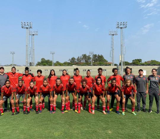 Sub-18 empata com o Bangu/Zico10 em jogo-treino