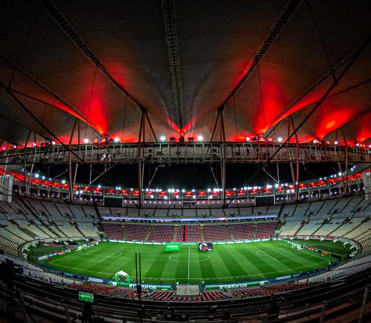 Confira os pontos de retirada de ingressos para Flamengo x Barcelona-EQU