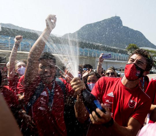 Hegemonia! Após taça dos Barcos Curtos, FlaRemo é campeão brasileiro de Barcos Longos e Paralímpico