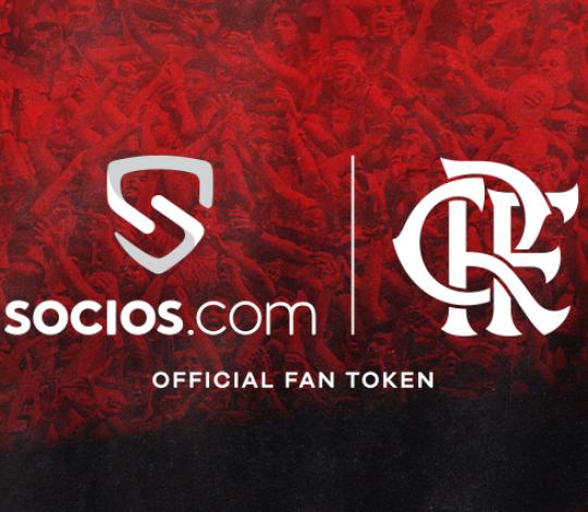 Mais de um milhão de Fan Tokens em 12 minutos: Flamengo bate recorde mundial de vendas
