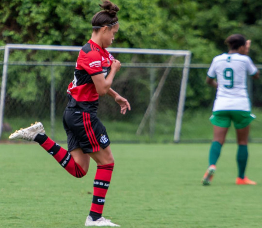Com mais um hat-trick de Pimenta no Estadual, Flamengo goleia o Boavista por 11 a 0