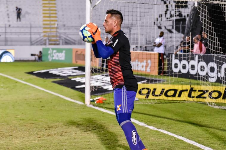 Diego Alves destaca evolução defensiva do Flamengo 1a2c983b1a89f