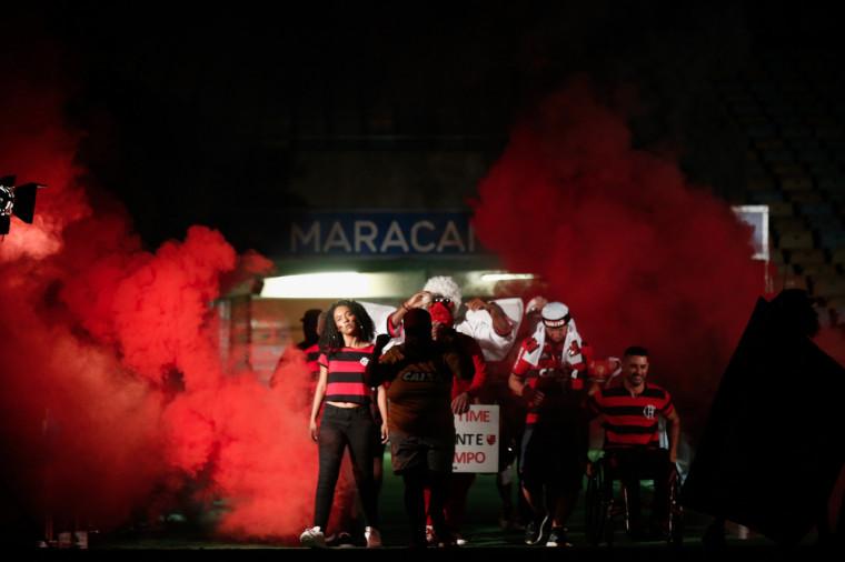 Em retorno da Nação, Flamengo lança curta-metragem protagonizado por torcedores