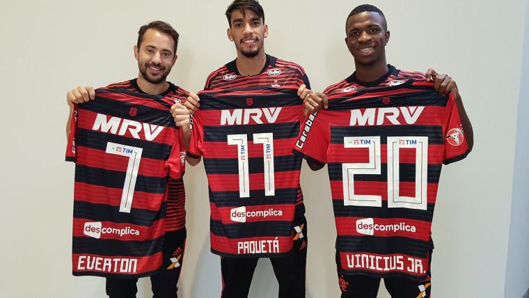 Flamengo acerta com novo patrocinador 0385e0fd1dc5c