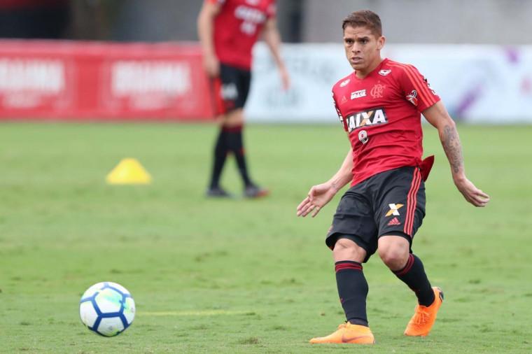 Flamengo se reapresenta no Ninho do Urubu e já foca no duelo contra o Bahia