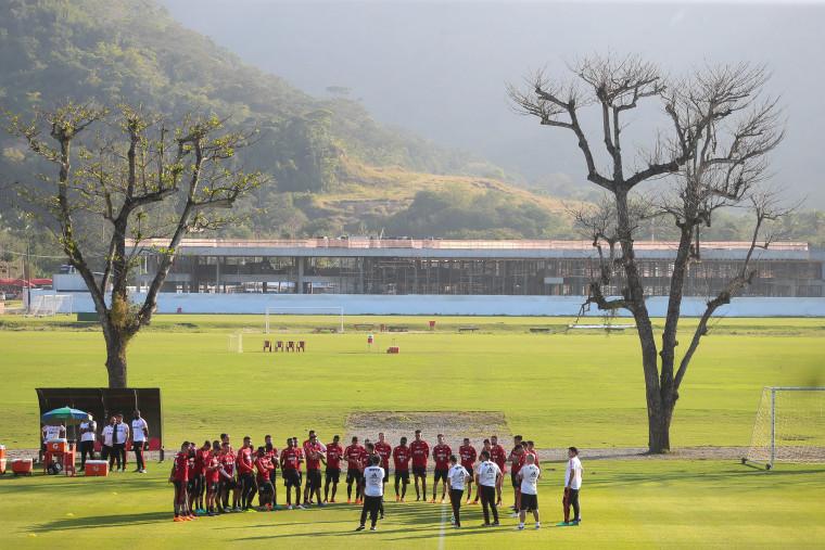 Flamengo se reapresenta no Ninho do Urubu