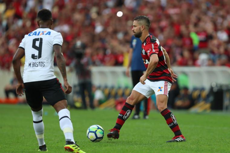Diego destaca poder de reação da equipe em goleada sob o Sport