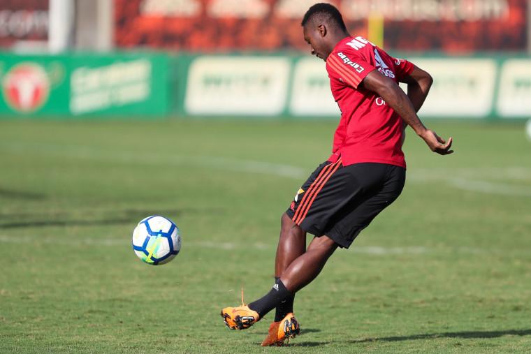 Flamengo se reapresenta no CT e inicia preparação para a Copa do Brasil