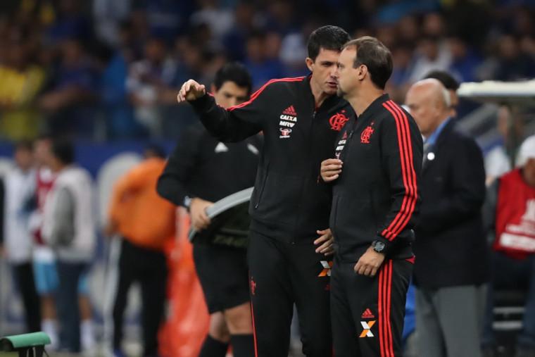 Maurício Barbieri e Diego Alves comentam partida pela Conmebol Libertadores 77e51e5f5a6ef