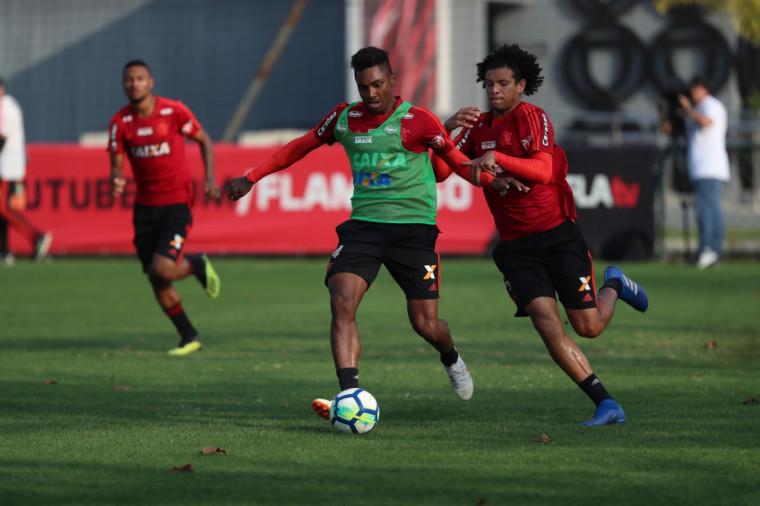 Flamengo: Elenco se reapresenta no Ninho do Urubu de olho no duelo contra o Inter