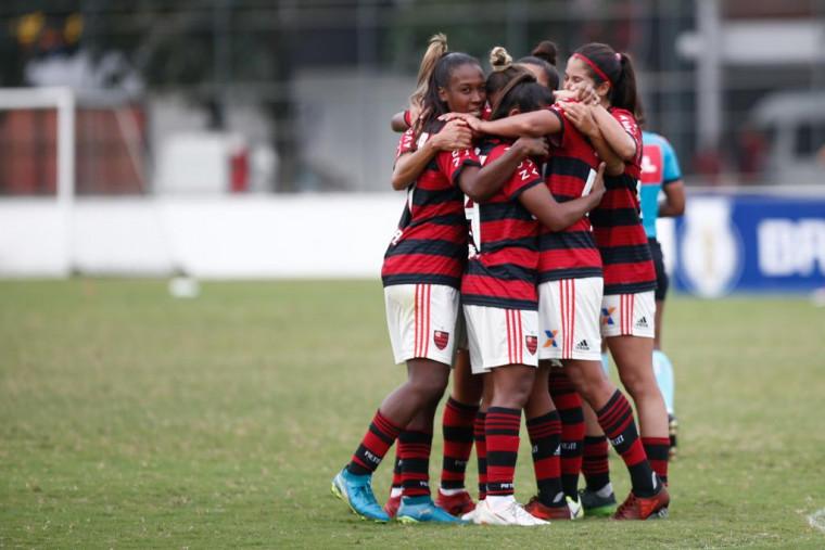 Flamengo Marinha está na semifinal do Brasileiro