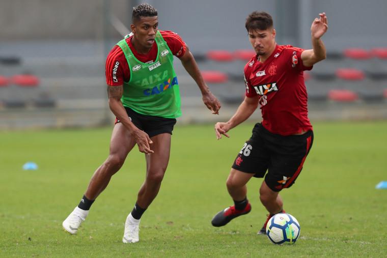 Flamengo se reapresenta no CT e já foca na decisão pela Copa do Brasil