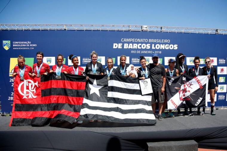 9b59c6ede5 Flamengo conquista o segundo lugar no Campeonato Brasileiro de ...